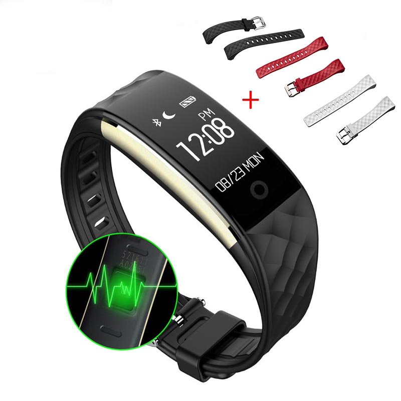Hembeer Fitness Bracelet Pulsometer Watch Activity Tracker Pedometer S2 Smartband Fitness Tracker Smart Watches pk fitbits